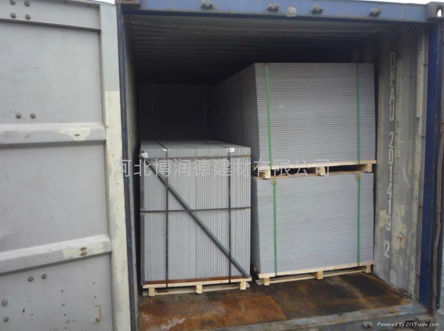 隔墙纤维水泥板 1