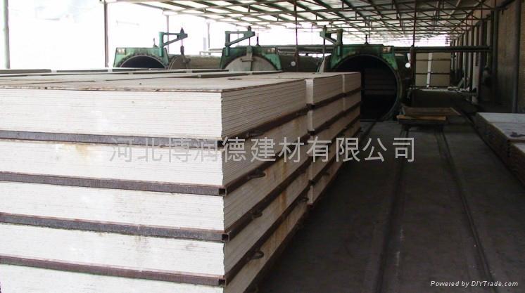 硅酸钙隔墙板 3