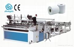 Full Automatic Toilet Paper Machine