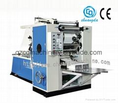 Facail Tissue Machine