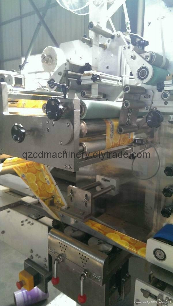 Wet Napkin Machine Full Automatic 5-20 sheets 2