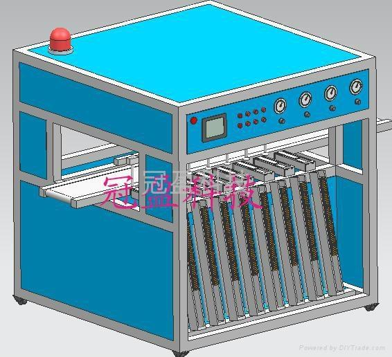 广州锂电池真空检漏仪 1