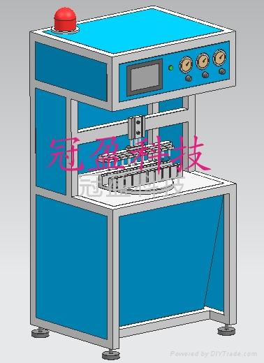 锂电池真空检漏仪 1