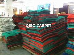 plastic carpet