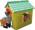 Rotomolding plastic pet house 5