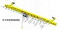 LX型電動單梁懸挂起重機