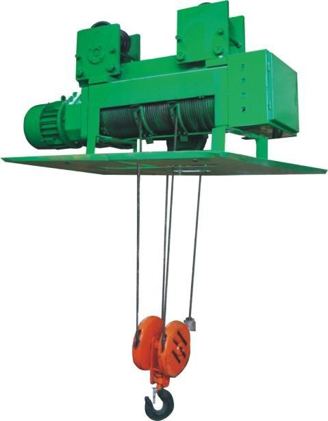 矿用防爆电动葫芦 1