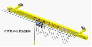 欧式电动悬挂起重机 1
