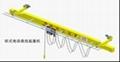 European style suspension bridge crane