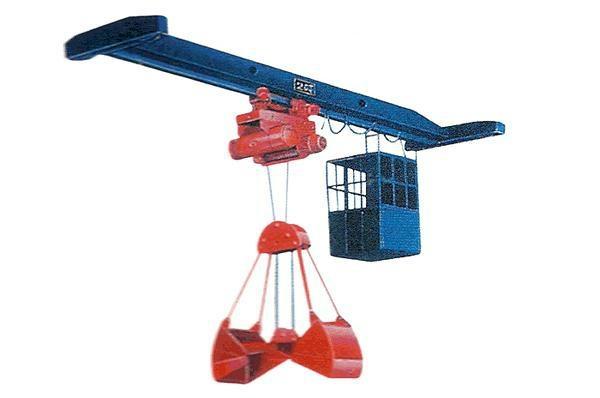 LDZ2型电动单梁抓斗起重机 1