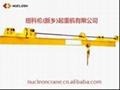 SLX manual single girder crane
