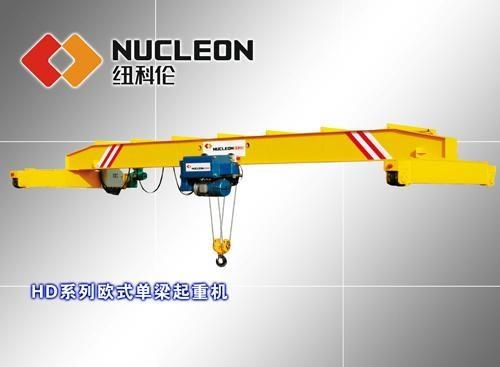 HD Model Electric Single Girder Crane 1
