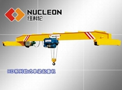 HD Model Electric Single Girder Crane (Hot Product - 1*)