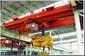 Explosion proof double girder overhead
