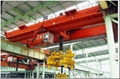 Foundry and Casting Overhead Crane
