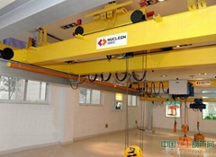 Double Girder Electric Hoist Overhead Crane