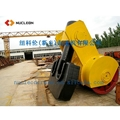 Insulation pulley crane block