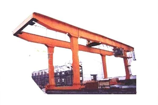 U型10-50/10T双梁吊钩门式起重机 纽科伦公司 1