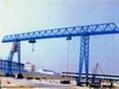 MH型5-20吨葫芦门式起重机(桁架式) 纽科伦公司