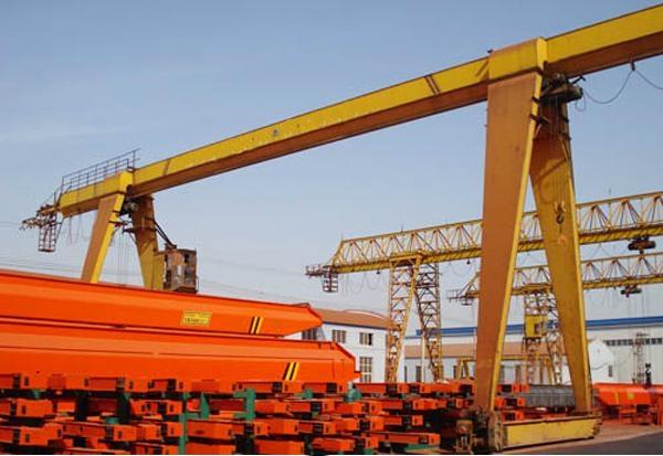 MH型5-20吨 门式起重机(箱型式)纽科伦公司 1