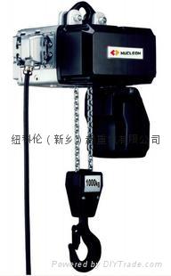 NL系列环链电动葫芦结构 中国     1