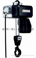 NL系列環鏈電動葫蘆結構 中國馳名商標