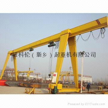MH型5-20吨 门式起重机(箱型式)纽科伦公司 2