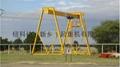 single girder goliath crane