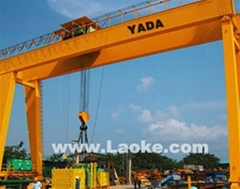 RTG crane; Rubber-tyred container crane