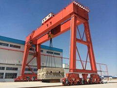 New condition rubber tire container gantry crane