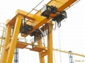 rubber tire container gantry cranes