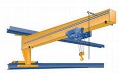 Wall mounted jib crane with CE certificate