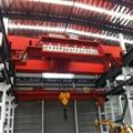 Heavy Lift Overhead Crane for Paper Machine