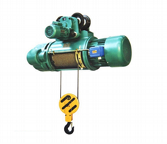 CD1 型電動葫蘆 紐科倫