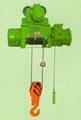 HB型防爆钢丝绳电动葫芦