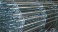 Galvanized Ring Lock Scaffold / Ringlock Standard, Ledger, Rosette for building 4