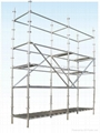 Highly Damage Resistant Galvanized Cuplock Scaffolding Manual For Architecture 5