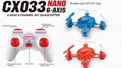 2.4G Mini RC Flying Quad
