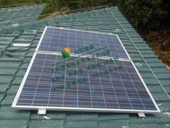 杭州車棚光伏廣告牌監控太陽能光伏發電設備