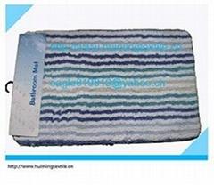 Microfiber Anti-slip Door Mat ,tufted microfiber  quickly-dry door mat