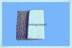 Bathroom microfiber polyester bath mat