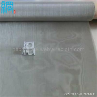 Direct Factory Wholesales Stainless Steel Wire Cloth 3
