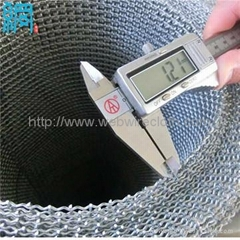Wire Mesh and Pre-Crimped Wire Screens