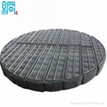 Knitted Wire Mesh Demister Pad Mist