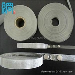 stainless steel wire mesh wire cloth tape