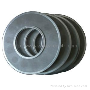 Filter Discs or Extruder Screen 2