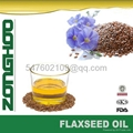 100% pure and healthy flaxseed oil