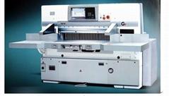 高效率电脑切纸机