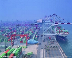 air and sea freight from china to Belgium