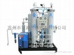 玻璃生產線配套制氮機